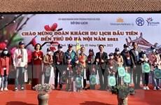 Kỳ vọng du lịch Hà Nội sẽ có nhiều bước tiến mới trong năm 2021