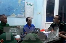 Bình Thuận: Kịp thời đưa vào bờ 3 ngư dân bị nạn trên biển