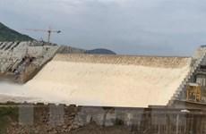 Vòng đàm phán mới nhất về đập thủy điện Đại Phục Hưng thất bại