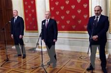 Nga, Armenia, Azerbaijan khôi phục cơ sở hạ tầng tại Nagorny-Karabakh