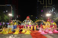 Đường hoa Nguyễn Huệ 2021 - không gian trải nghiệm đáng nhớ dịp Tết