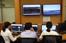 VN-Index 'loanh quanh' vùng đỉnh, cổ phiếu ngành chứng khoán tăng giá