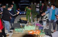 Thông tin thêm về vụ thu giữ gần 90kg ma túy tại Đồng Tháp