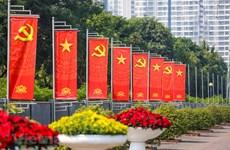 Hướng về Đại hội XIII của Đảng với niềm tin, khí thế mới
