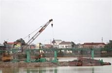 Hạ tầng giao thông nối vùng biển với Hành lang kinh tế Đông-Tây