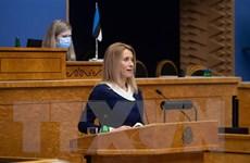 Hai đảng ở Estonia đồng ý liên minh thành lập chính phủ mới