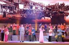Chương trình nghệ thuật đặc biệt 'Tự hào Đảng Cộng sản Việt Nam'