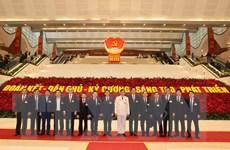 [Photo] Các đoàn đại biểu tham dự Đại hội XIII của Đảng