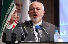Ngoại trưởng Iran hối thúc Mỹ trở lại thỏa thuận hạt nhân