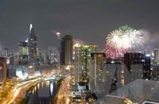 Thành phố Hồ Chí Minh không bắn pháo hoa dịp Tết Tân Sửu