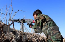 Những thách thức đối với tiến trình hòa bình, chính trị ở Afghanistan