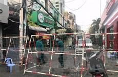 Dịch COVID-19: Thành phố Hồ Chí Minh nâng cao mức độ cảnh báo