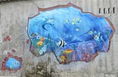 Khám phá vẻ đẹp của Làng bích họa Hòn Thiên của tỉnh Ninh Thuận