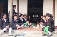 Nghệ nhân tâm huyết gìn giữ văn hóa truyền thống dân tộc Sán Dìu