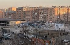 Nổ lớn ở Nga: Một siêu thị bị phá hủy, nhiều người bị thương