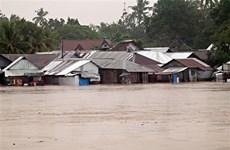 Bão Dujuan hoạt động ở Philippines, đã suy yếu thành áp thấp nhiệt đới