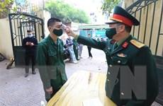 Hà Nội đảm bảo chất lượng, số lượng công dân lên đường nhập ngũ