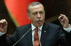 'Ngoại giao táo bạo' của Thổ Nhĩ Kỳ tại khu vực châu Phi