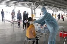 Chiều 27/2, Việt Nam ghi nhận 6 ca mắc mới COVID-19, đều ở Hải Dương