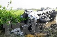 Tai nạn giao thông tại Bạc Liêu: Khẩn trương cứu chữa các ca nặng