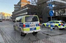 Xác định nghi phạm trong vụ tấn công bằng dao ở Thụy Điển