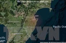 Australia duy trì cảnh báo sóng thần sau động đất ở New Zealand