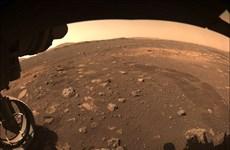 Tàu thám hiểm Perseverance bắt đầu di chuyển trên Sao Hỏa