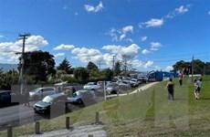 Liên tiếp xảy ra động đất mạnh ở New Zealand trong ngày 6/3