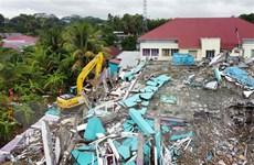Indonesia liên tiếp hứng chịu hai trận động đất trong ngày 8/3