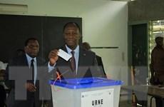 Tổng thống Côte d'Ivoire Ouattara bổ nhiệm Thủ tướng lâm thời
