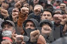 Lãnh đạo Armenia xem xét bầu cử quốc hội sớm để giải quyết khủng hoảng