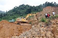 Thủy điện Rào Trăng 3: Chuẩn bị tìm kiếm thi thể công nhân tại bãi bồi