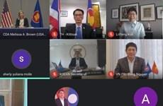 ASEAN-Hoa Kỳ triển khai Kế hoạch Hành động giai đoạn 2021-2025