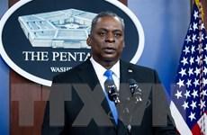Bộ trưởng Quốc phòng Mỹ cam kết hỗ trợ về an ninh đối với Hàn Quốc