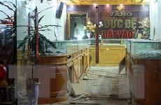 Hải Phòng: Khẩn trương truy tìm đối tượng gây nổ tại tiệm vàng