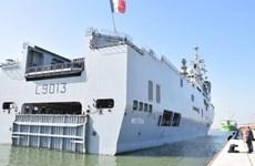 Hải quân Ai Cập và Pháp tổ chức tập trận chung Cleopatra 2021