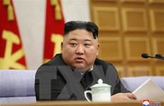 Nhà lãnh đạo Triều Tiên Kim Jong-un gửi thư cho Chủ tịch Trung Quốc