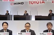 Toyota và Isuzu tăng cường quan hệ hợp tác thông qua đầu tư