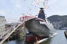 MHI mua lại mảng đóng tàu quốc phòng của Mitsui E&S Shipbuilding