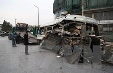 Nổ tại miền Bắc Afghanistan khiến gần 20 người thương vong