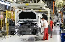 Ngành sản xuất Mỹ đạt mức tăng trưởng ngoạn mục trong tháng 3
