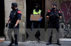 Tây Ban Nha bắt giữ 100 thành viên của một băng đảng buôn ma túy