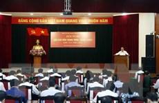Tập trung tuyên truyền nội dung trọng tâm của Nghị quyết Đại hội XIII