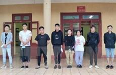 Bắt 3 đối tượng đưa người nước ngoài nhập cảnh trái phép vào Việt Nam