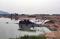 Thông tin về việc đấu giá mỏ cát sông Tiền với giá hơn 2.800 tỷ đồng