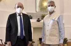 Ấn Độ và Pháp nỗ lực thúc đẩy hợp tác Ấn Độ Dương-Thái Bình Dương