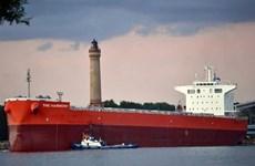 Tàu Harmony của Hòa Phát hoàn thành chở 80.000 tấn than về Dung Quất