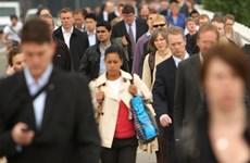 Mức tăng dân số ở Vương quốc Anh chậm nhất kể từ năm 2003
