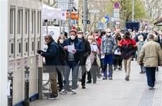 Dịch COVID-19 ngày 17/4: Châu Âu vẫn đang là tâm dịch của thế giới