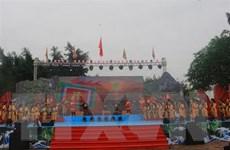 Lễ hội truyền thống Bạch Đằng: Giáo dục thế hệ trẻ giá trị lịch sử